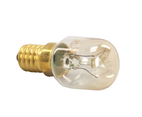 Bulb, Oven bulb for DGR, DGRS or DGRSC