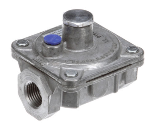 Gas Regulator, Convertible for NG or LP